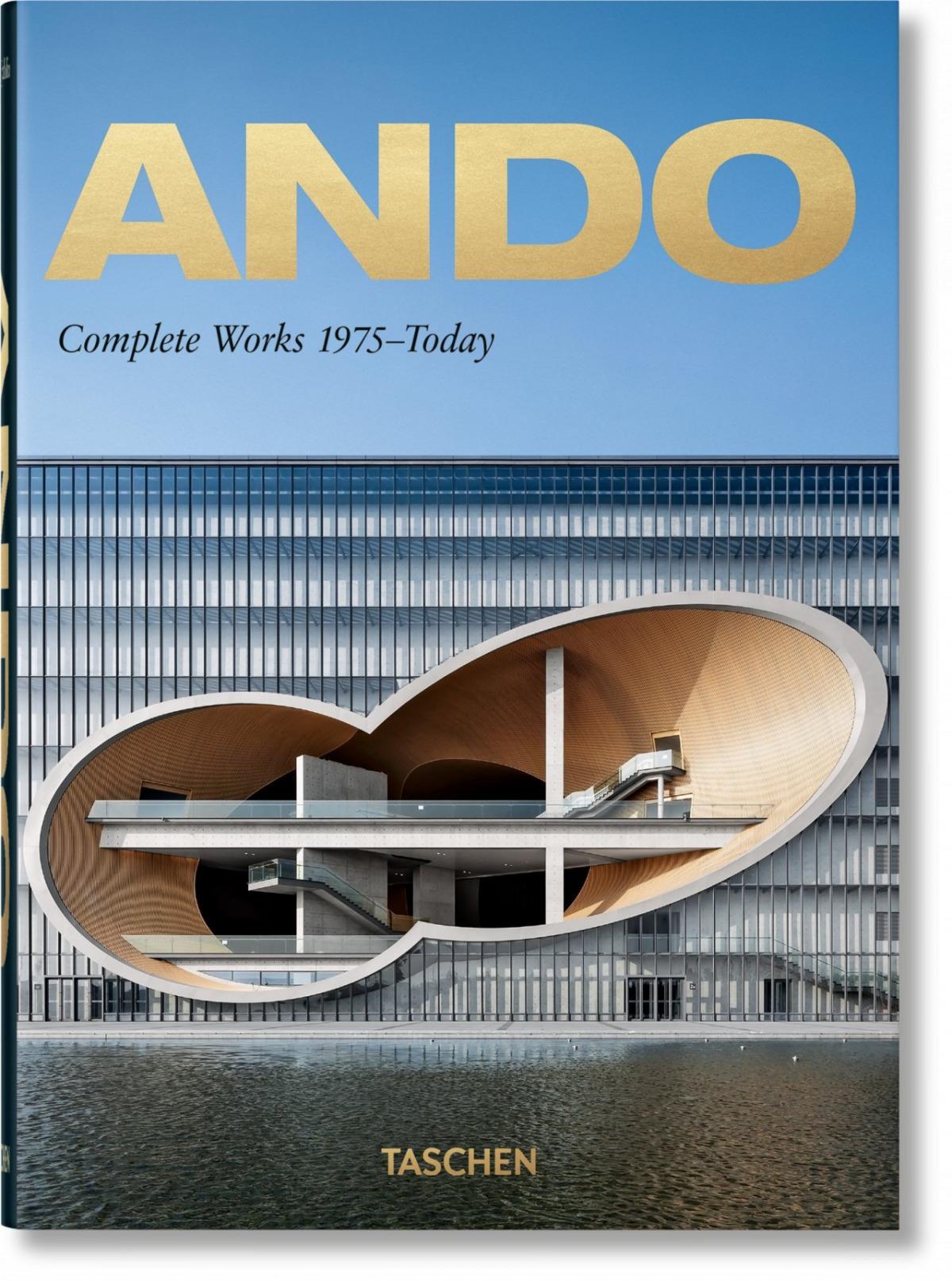 (ita).ando.complete works 1975-today.(40 aniversario)