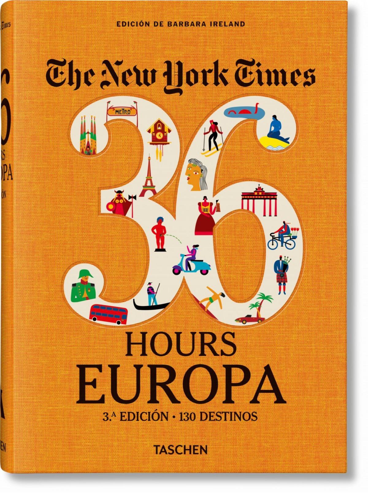 NYT, 36h, Europe, 3rd Ed.