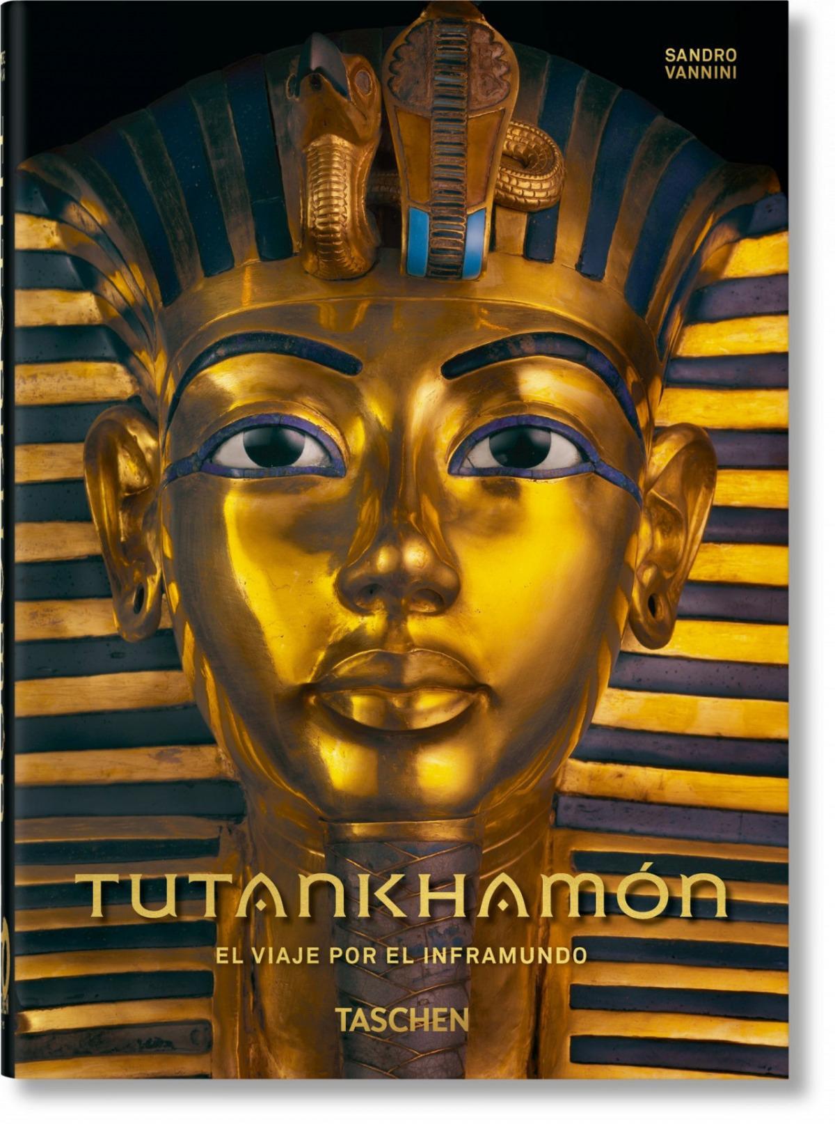 Tutankhamón. El viaje por el inframundo. 40th Anniversary Edition