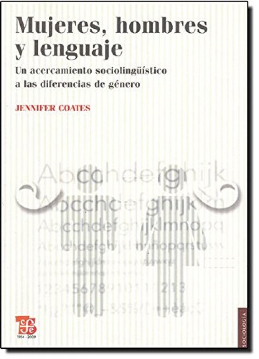 Mujeres, hombres y lenguaje : Un acercamiento sociolingüístico a las diferencias de género