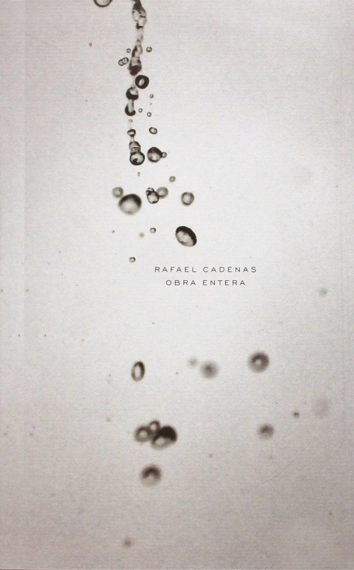 Obra entera : Poesía y prosa 1958-1998