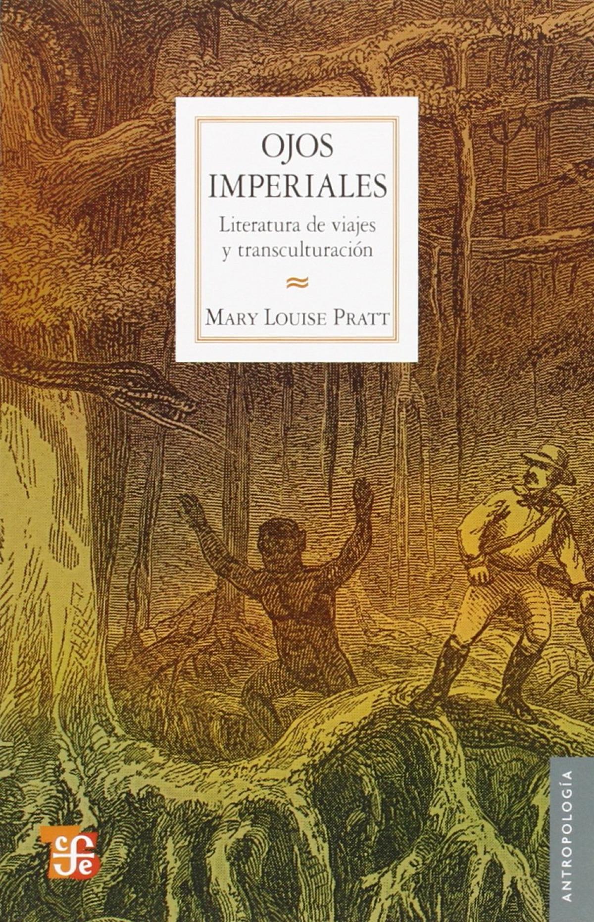 Ojos imperiales : Literatura de viajes y transculturación