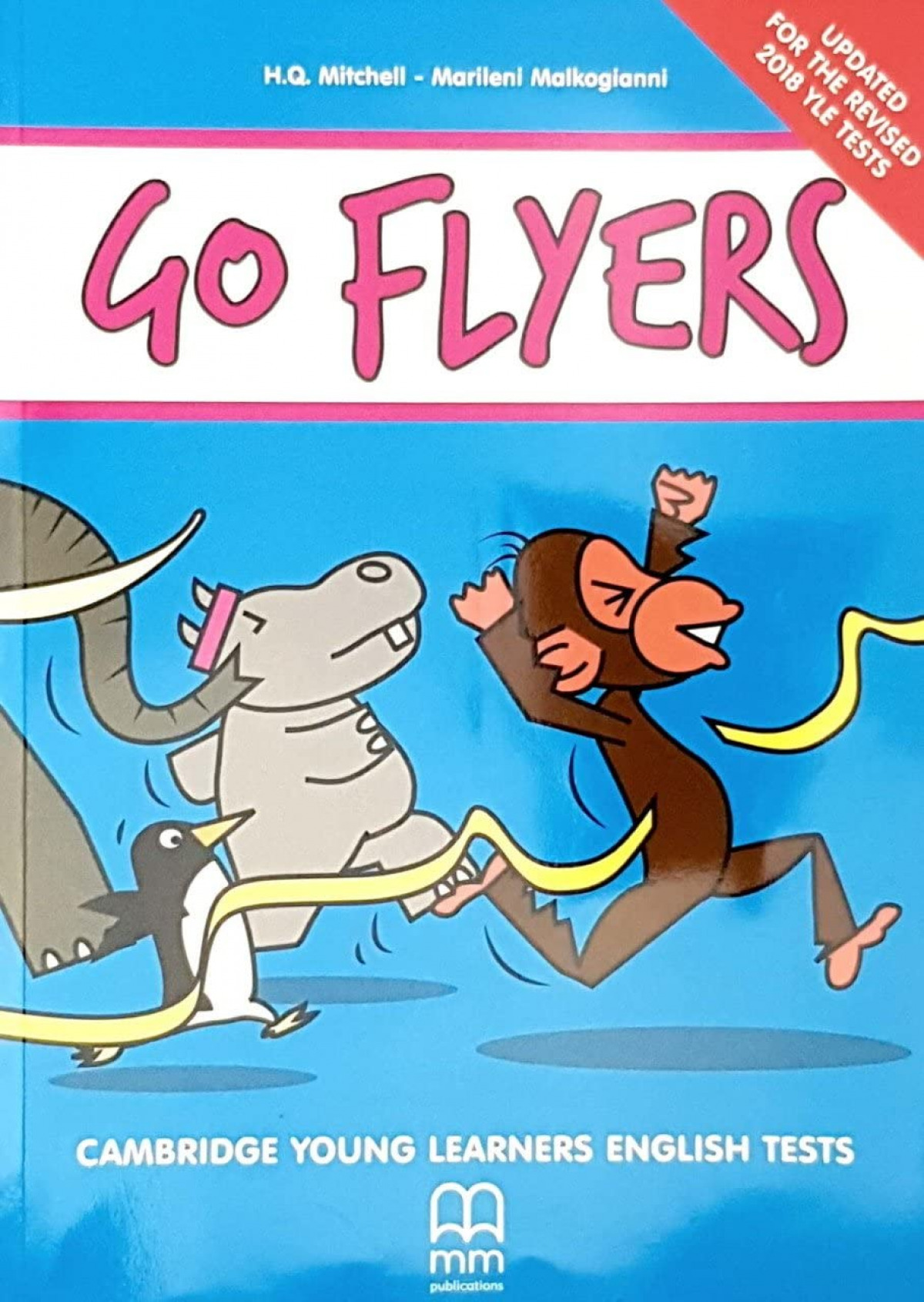(18).GO FLYERS STUDENT´S BOOK (+CD)