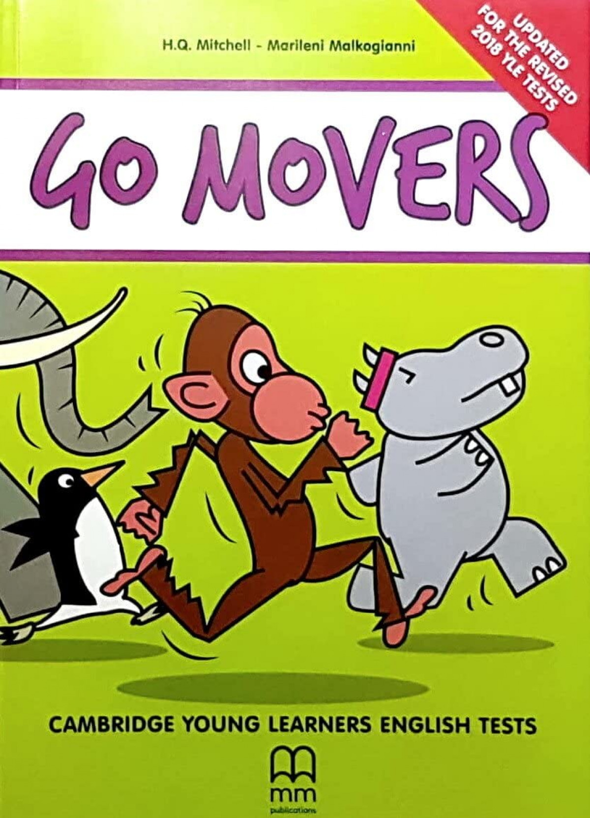 (18).GO MOVERS STUDENT´S BOOK (+CD)