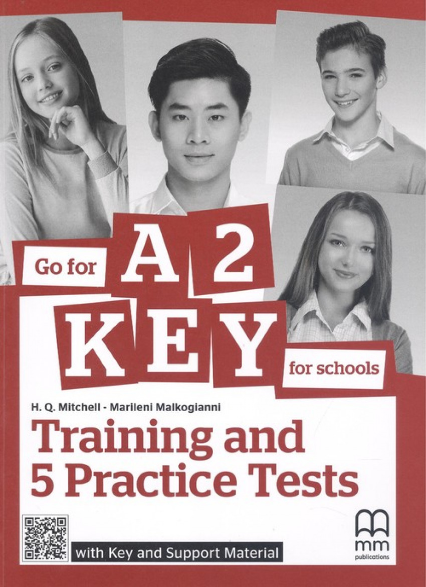 GO FOR A2 KEY FOR SCHOOLS SB+KEY+Extra Material