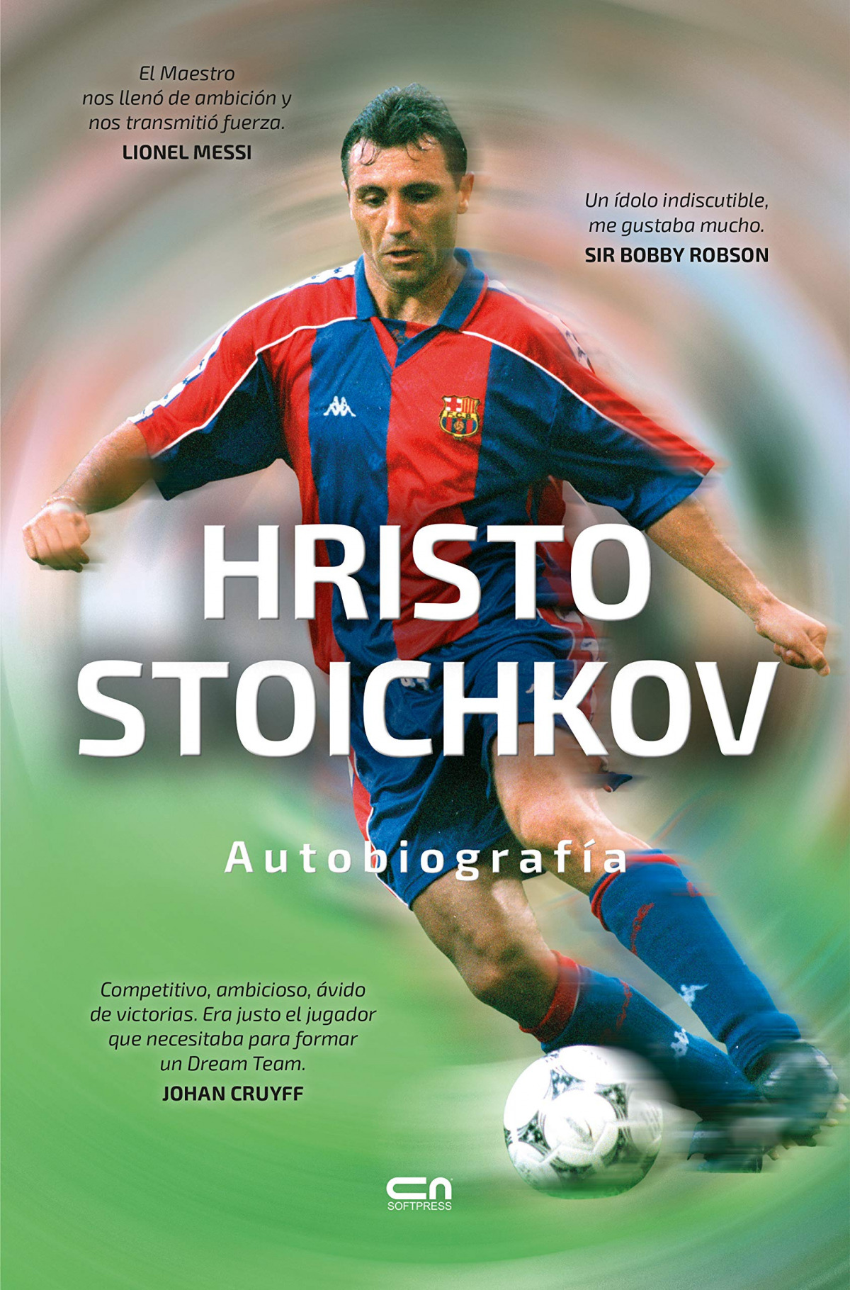 HRISTO STOICHKOV. AUTOBIOGRAFIA