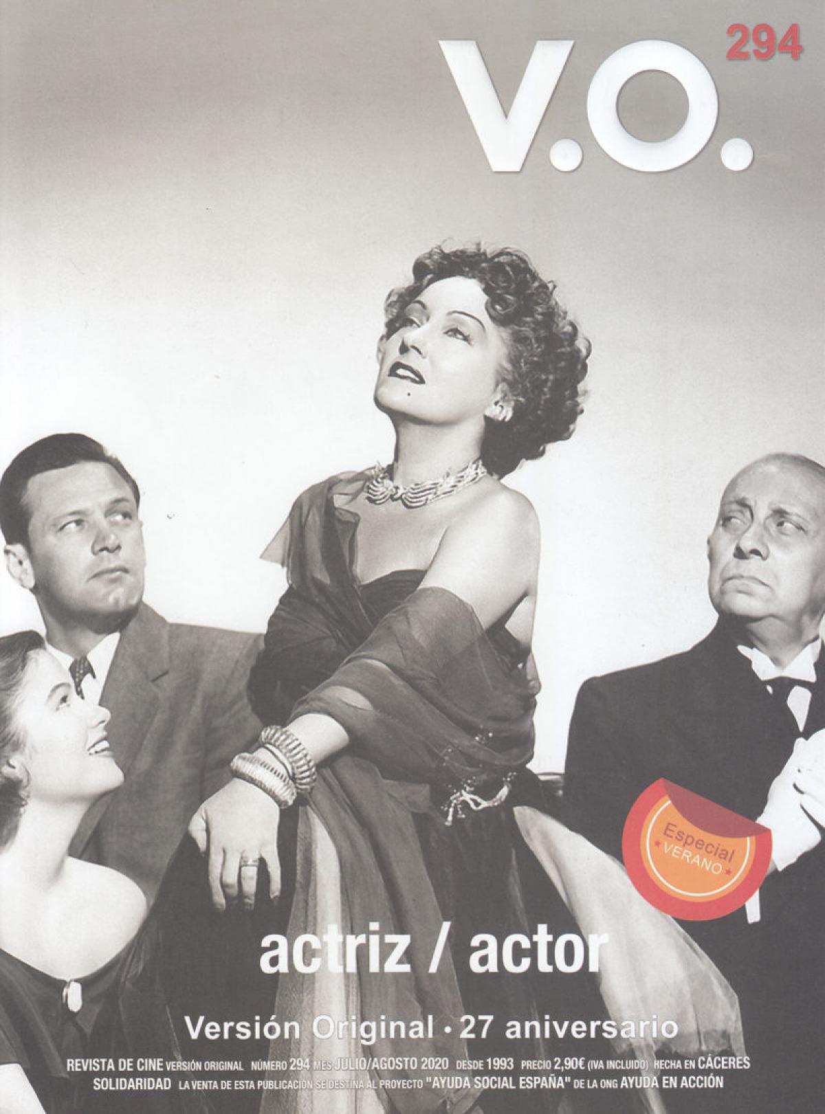 Actriz/actor