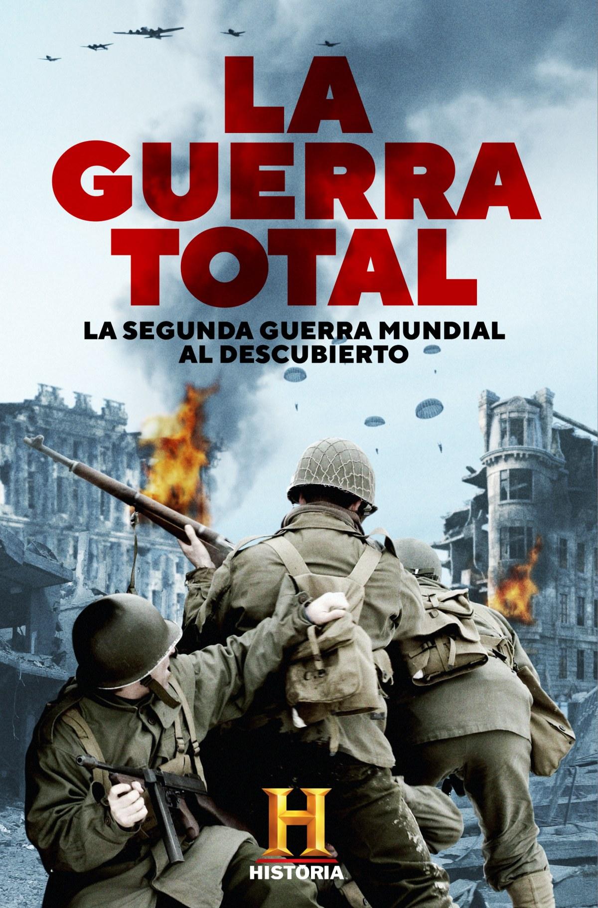 LA GUERRA TOTAL 9788401022210
