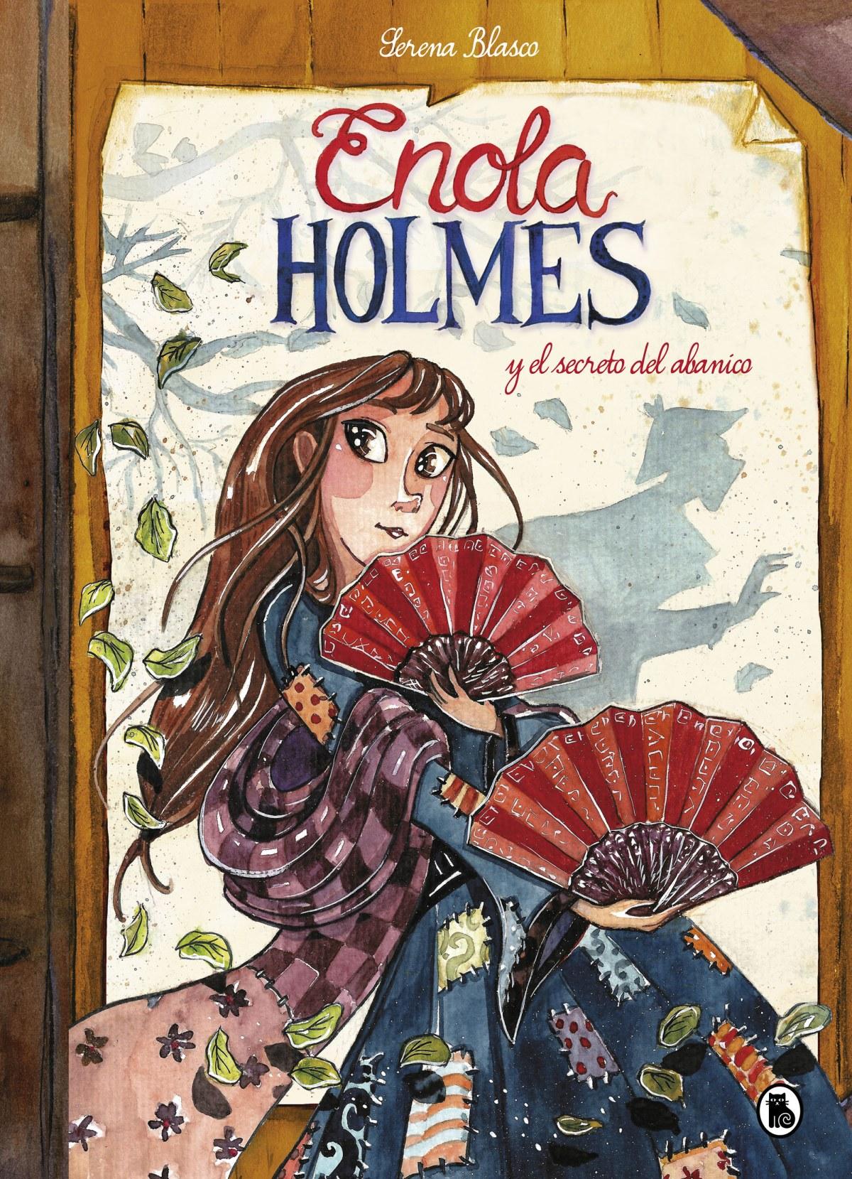 Enola Holmes y el secreto del abanico (Enola Holmes. La novela gr