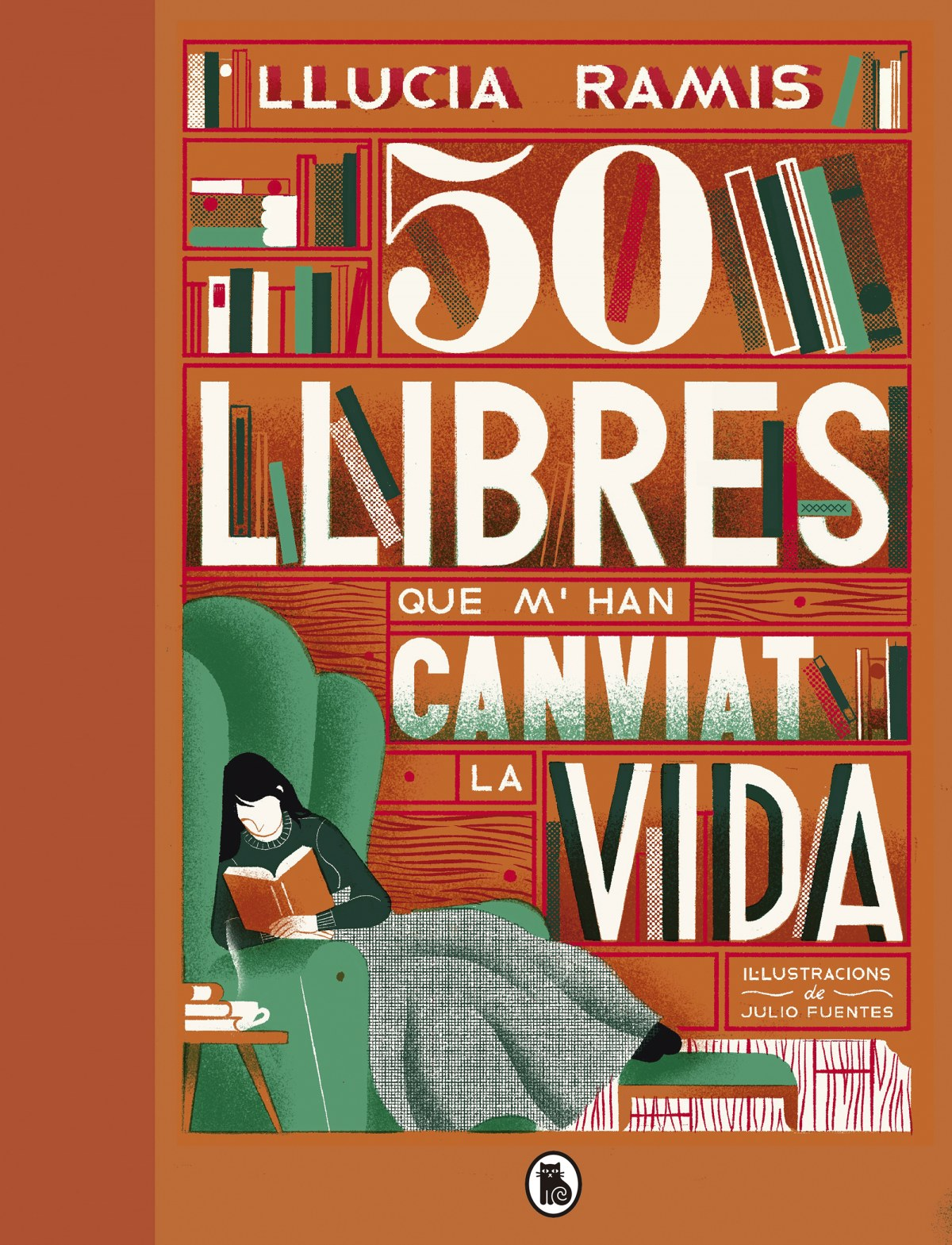 50 llibres que m'han canviat la vida