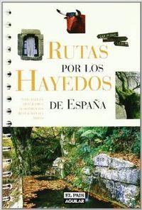 Rutas por los hayedos de España