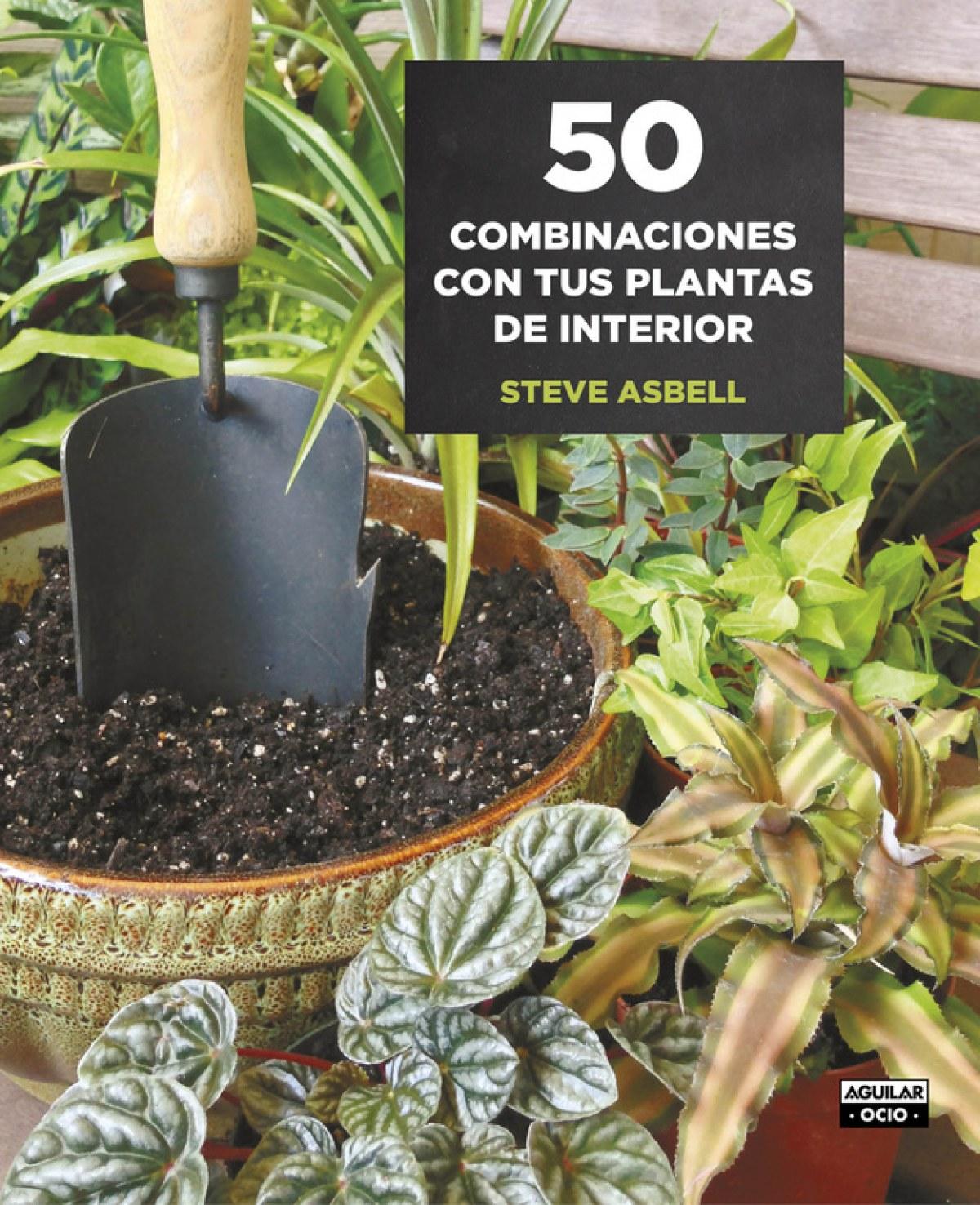 50 combinaciones con tus plantas de interior 9788403509146