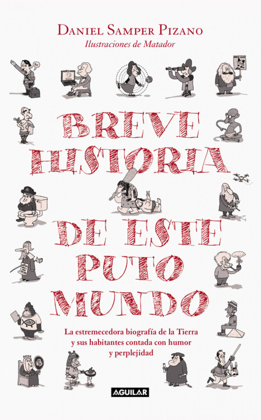 BREVE HISTORIA DE ESTE PUTO MUNDO 9788403515109