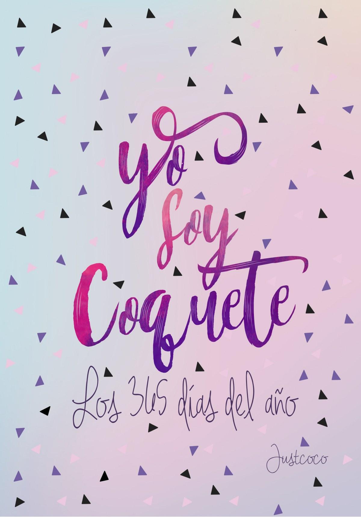 YO SOY COQUETE LOS 365 D-AS DEL AñO 9788403519398