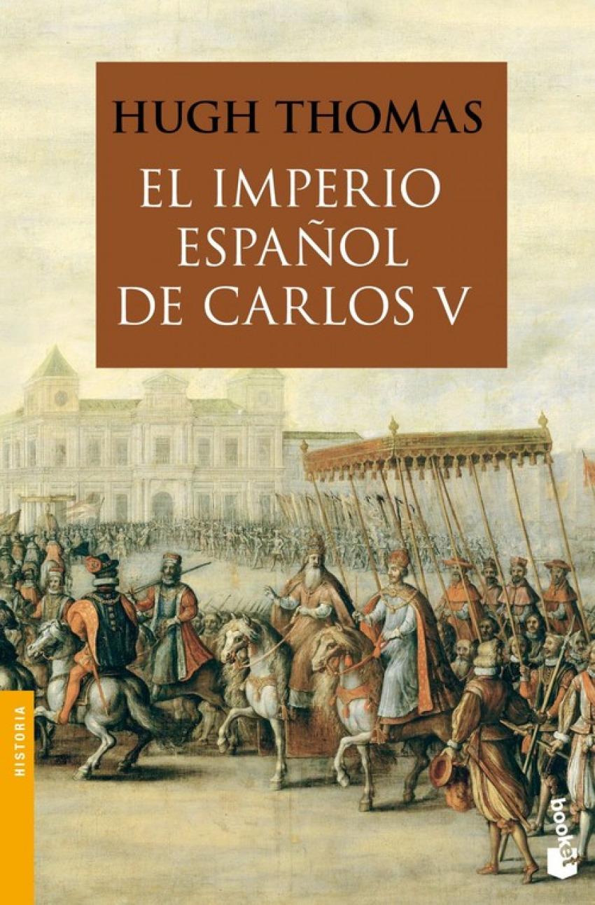 El imperio español de Carols V (1522-1558) 9788408008880