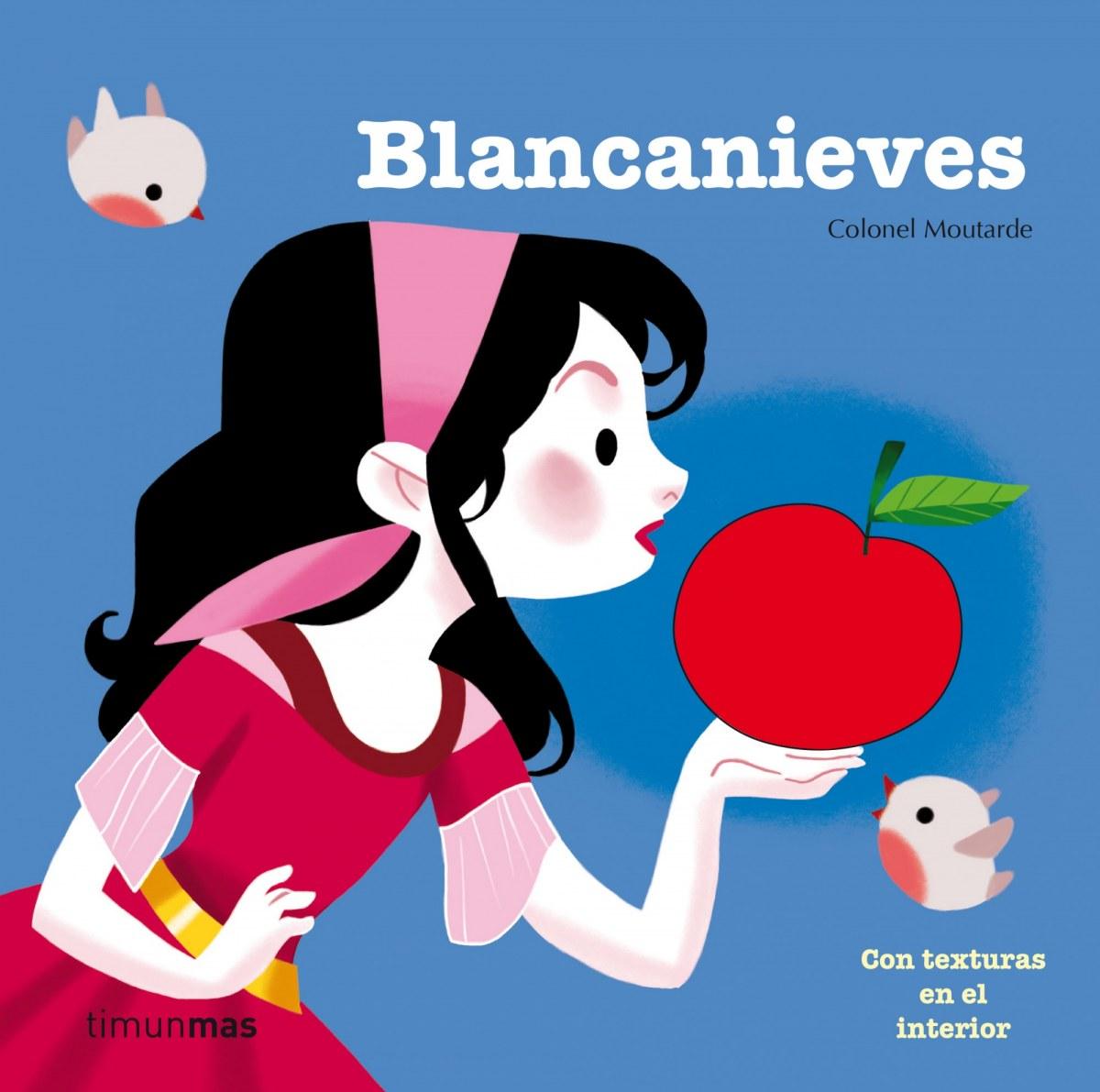 BLANCANIEVES TEXTURAS