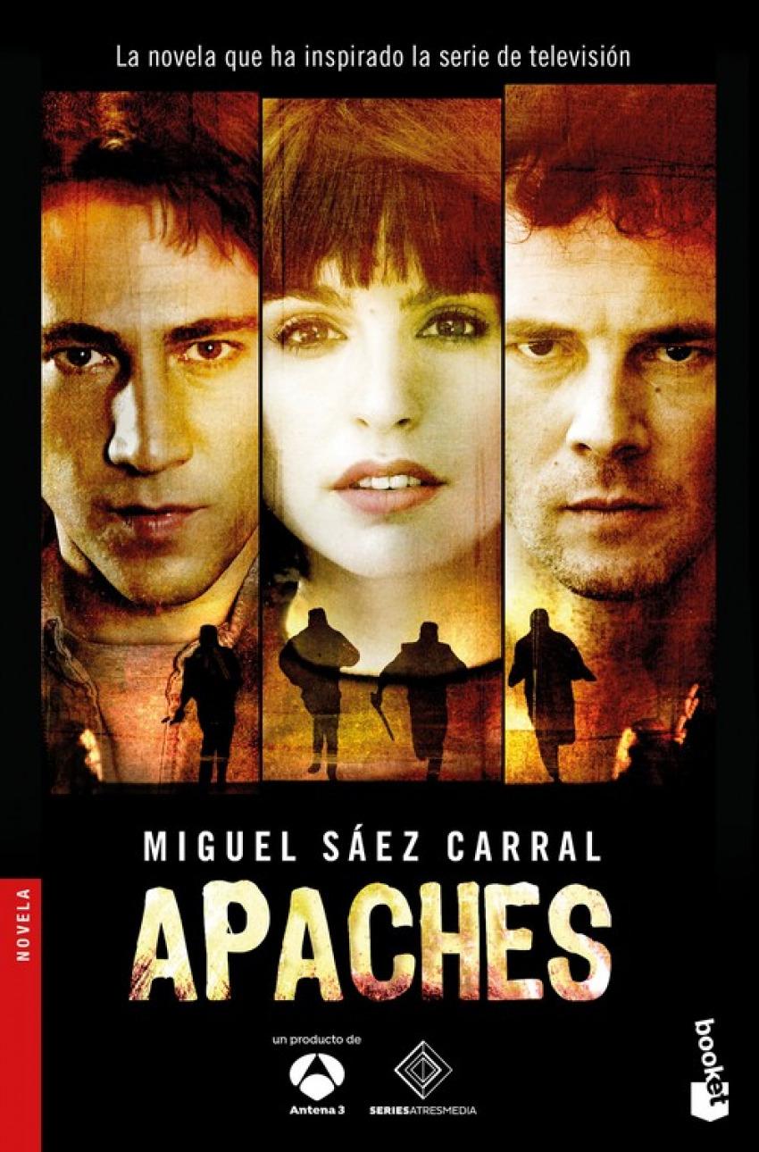 APACHES 9788408143901