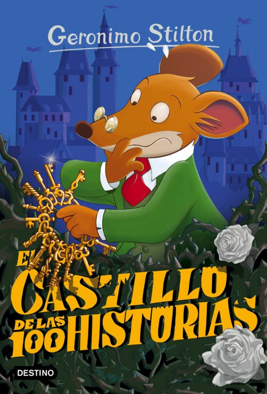 EL CASTILLO DE LAS 100 HISTORIAS GERONIMO STILTON