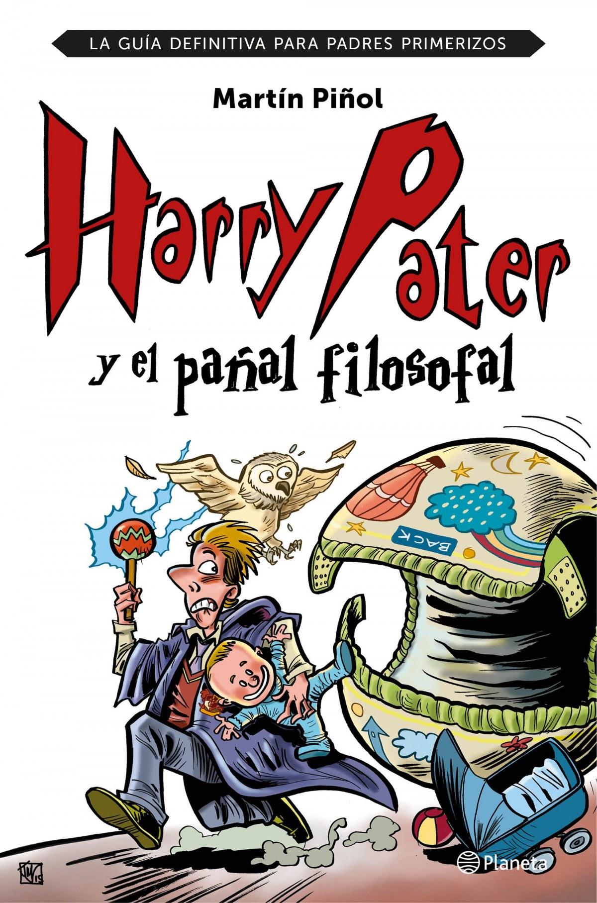 Harry pater y el pañal filosofal 9788408152026