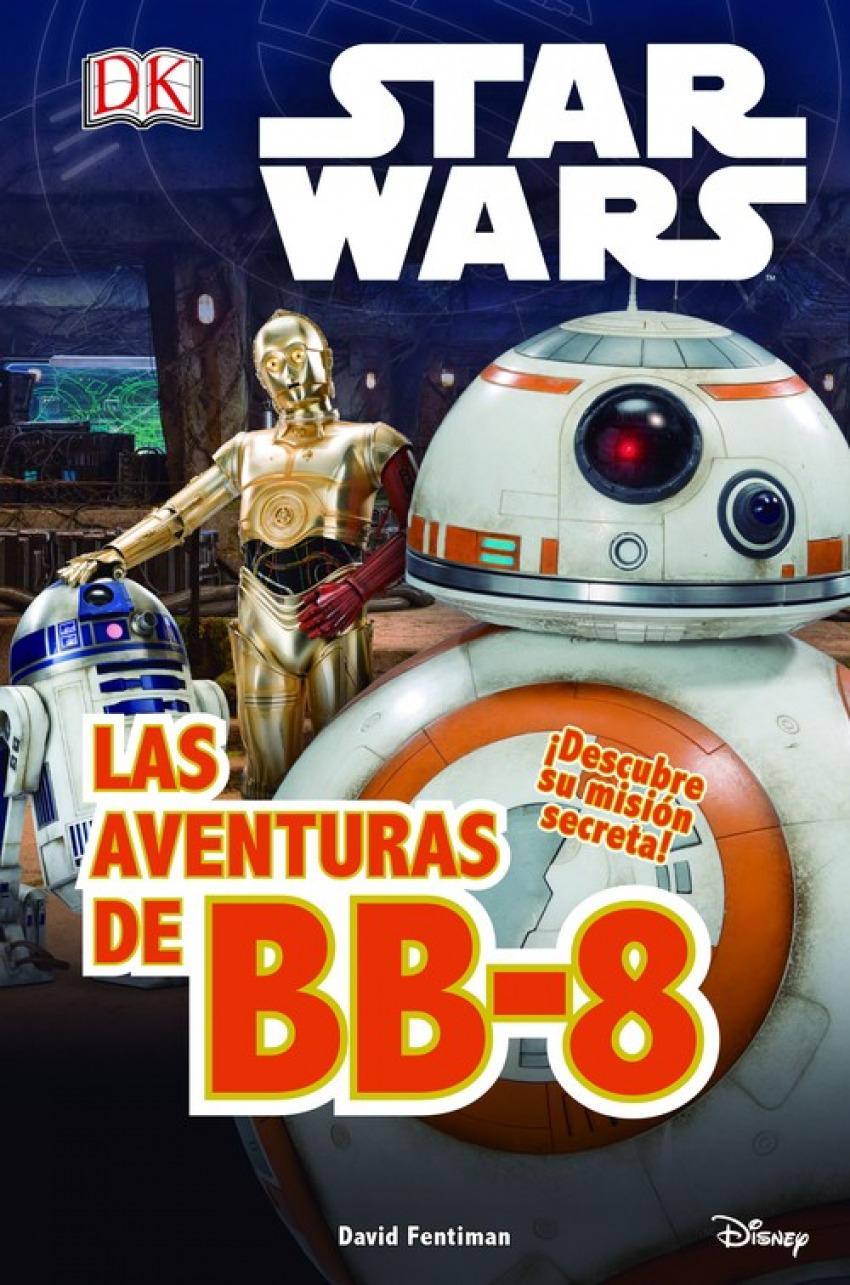 LAS AVENTURAS DE BB-8