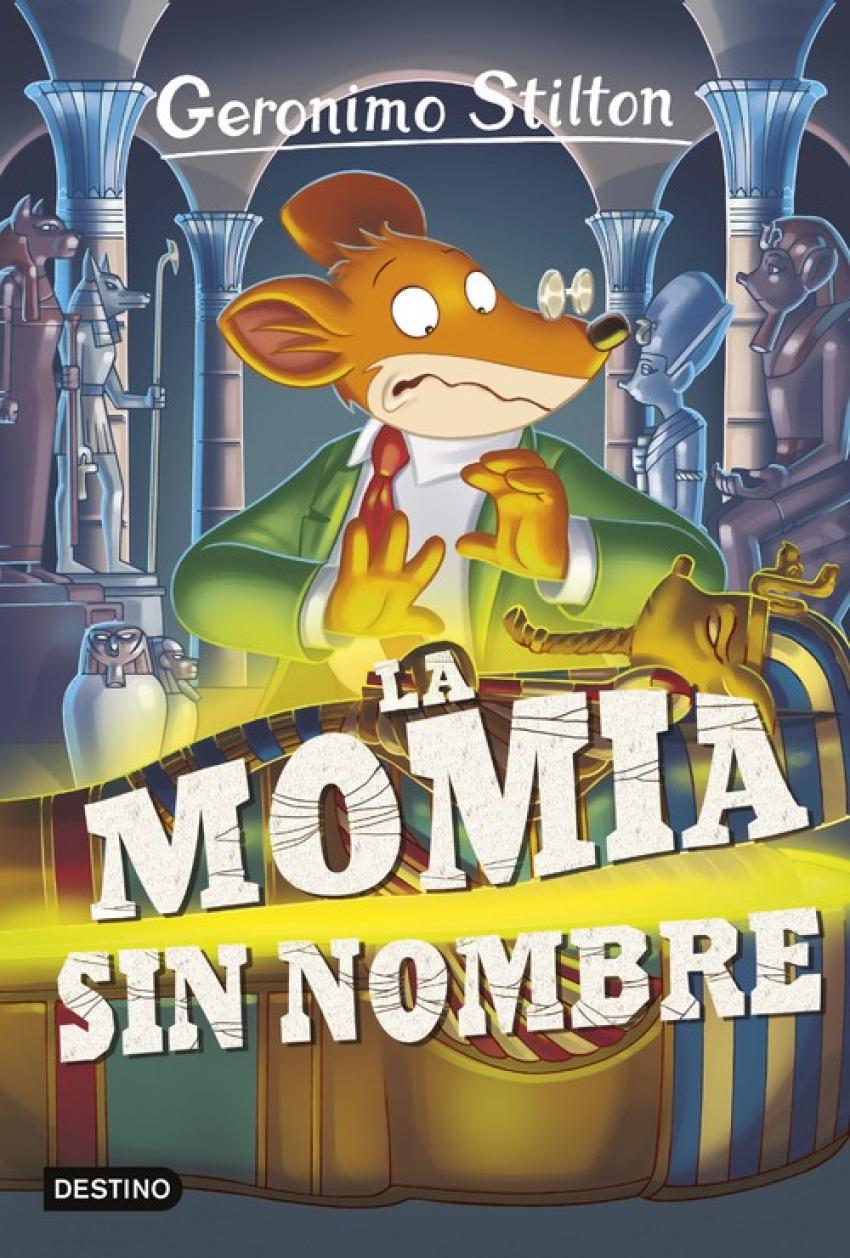 GERONIMO STILTON LA MOMIA SIN NOMBRE