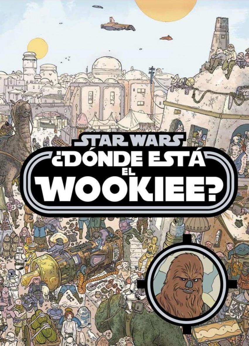 ¿DONDE ESTA EL WOOKIEE?