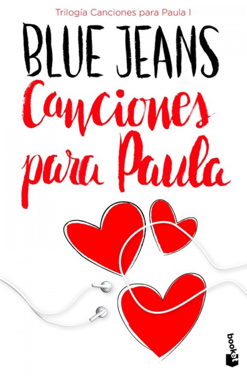 CANCIONES PARA PAULA (ED. BOLSILLO)