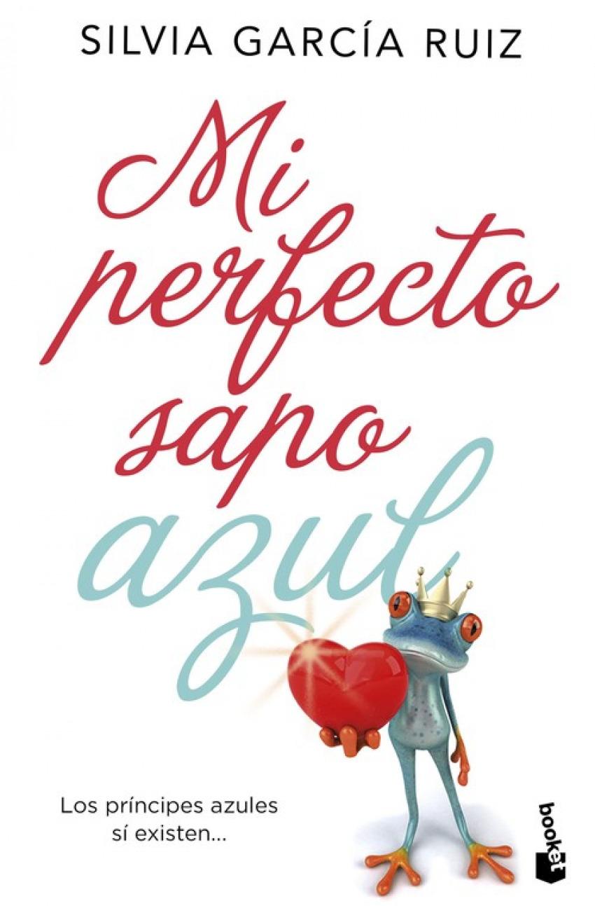 MI PERFECTO SAPO AZUL 9788408171768