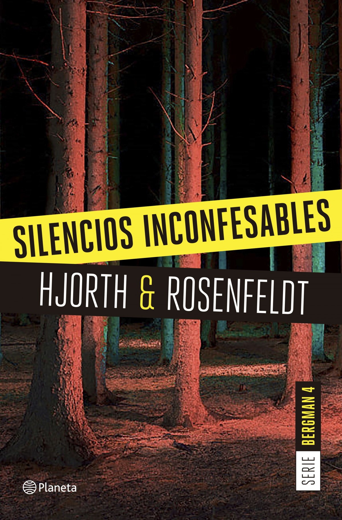 SILENCIOS INCONFESABLES (BERMAN 4)