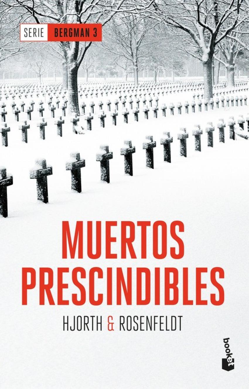 MUERTOS PRESCINDIBLES 9788408180852