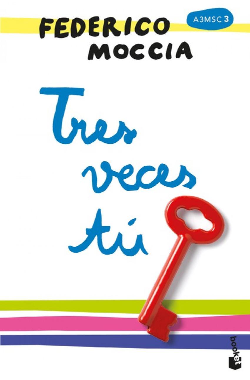 TRES VECES T+ 9788408183549
