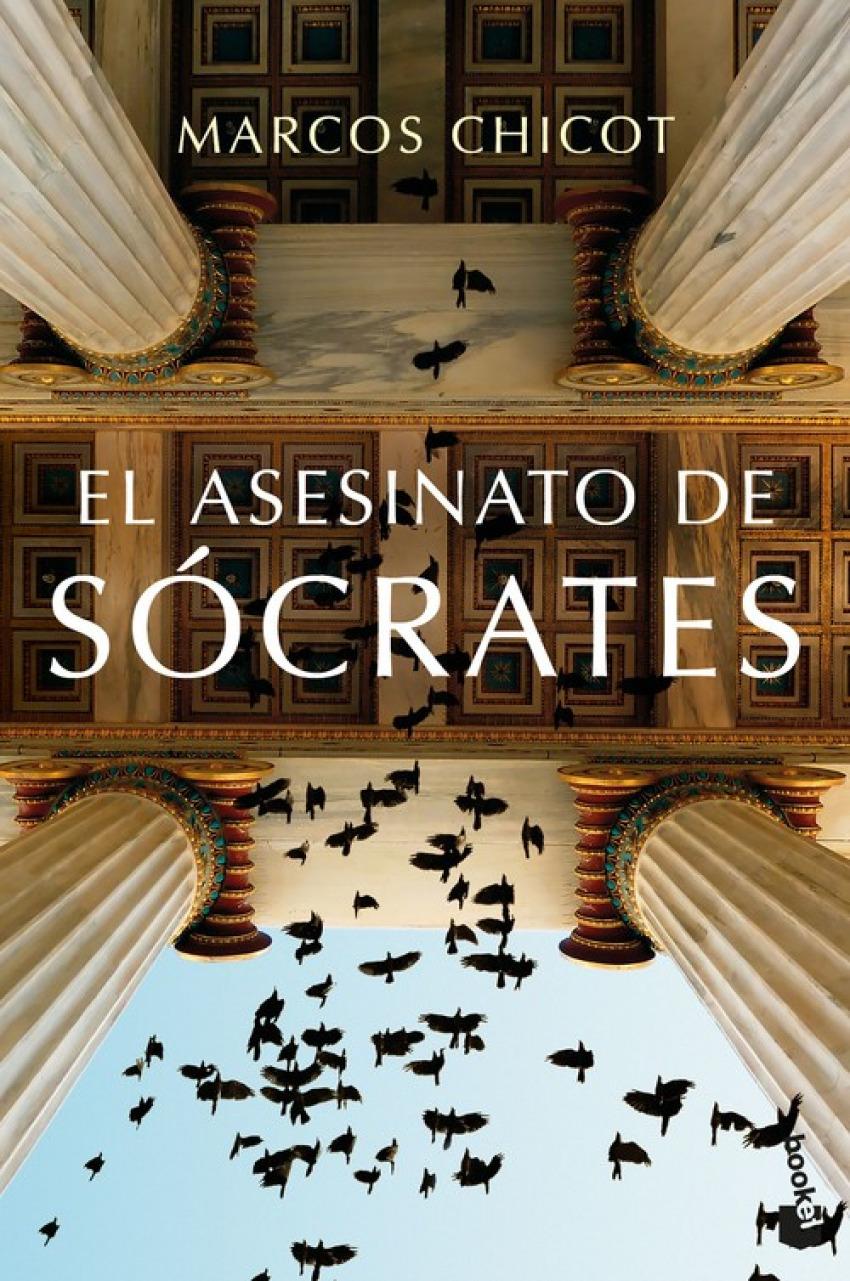 EL ASESINATO DE SOCRATES 9788408186755