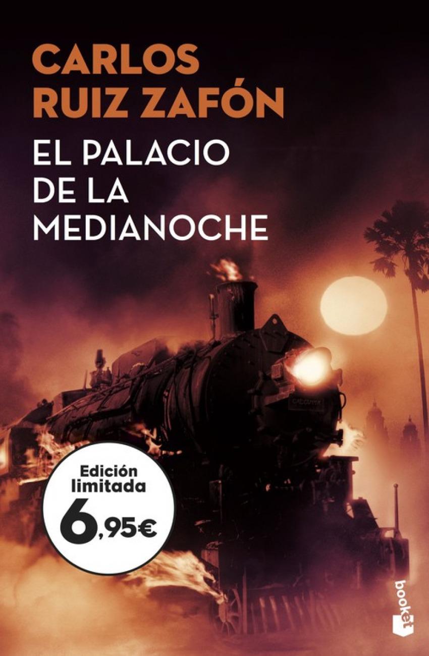 EL PALACIO DE LA MEDIANOCHE 9788408187370