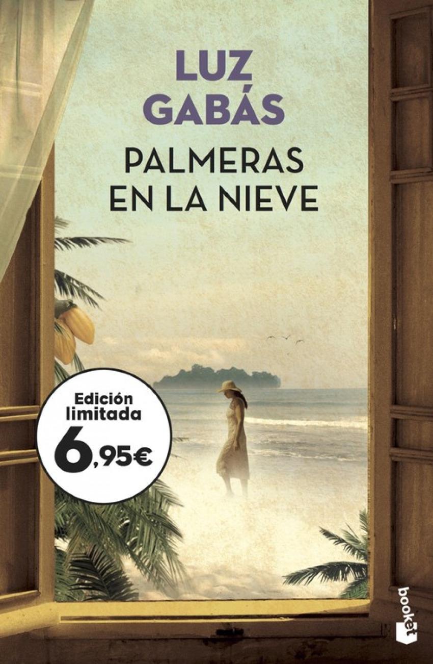 PALMERAS EN LA NIEVE 9788408187516