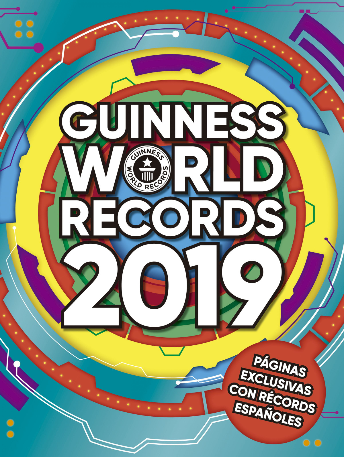 GUINNESS WORLD RECORDS 2019 9788408193098