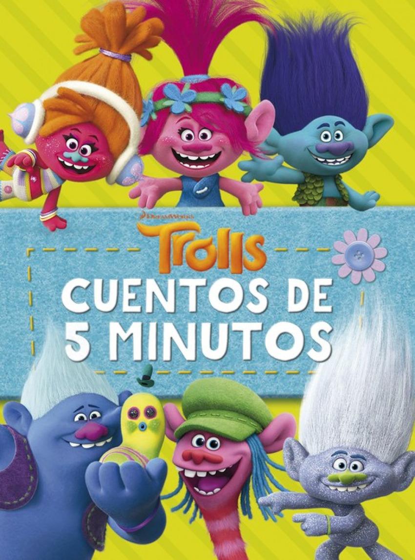 CUENTOS DE 5 MINUTOS 9788408194316