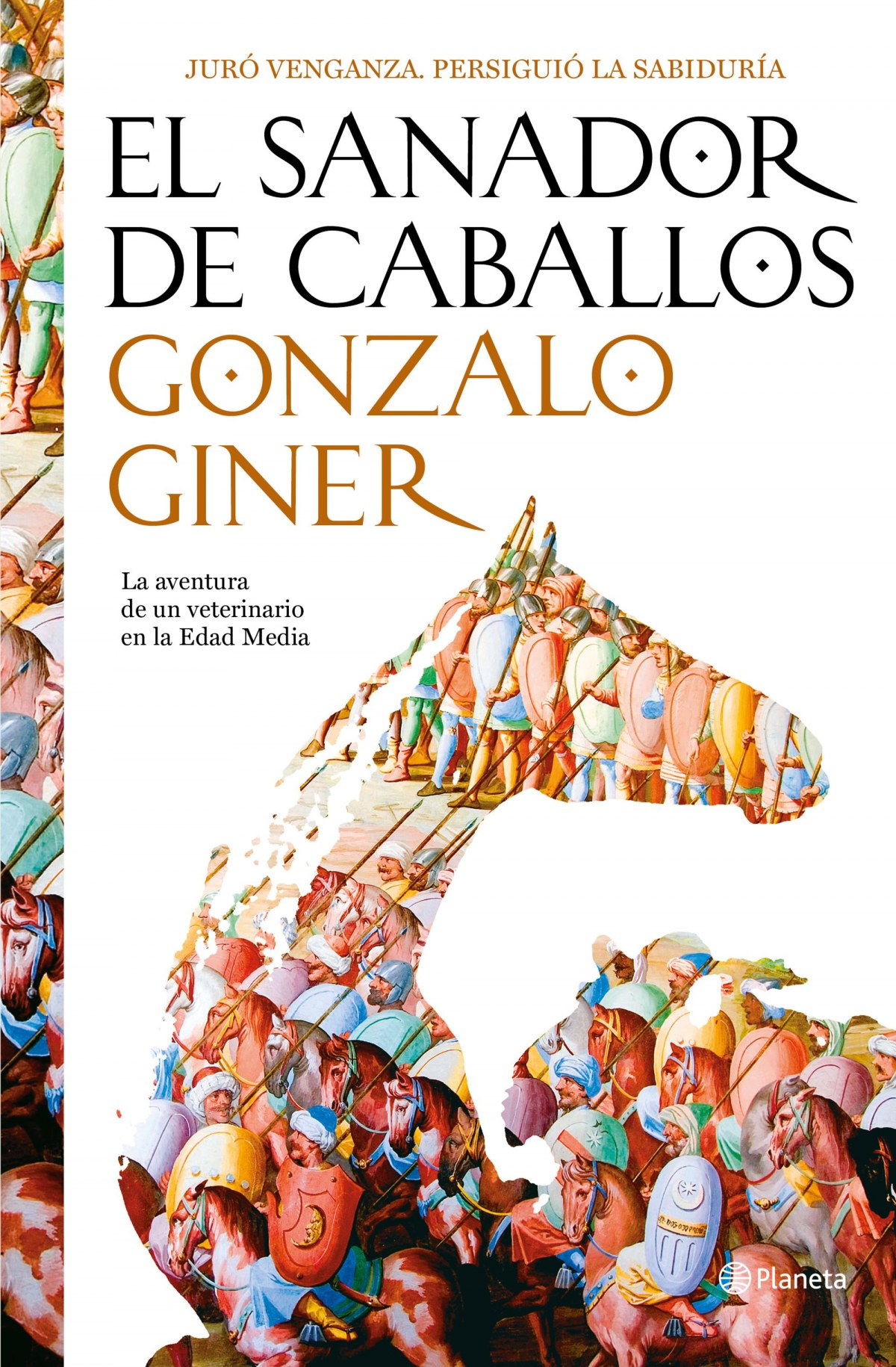 EL SANADOR DE CABALLOS 9788408194439