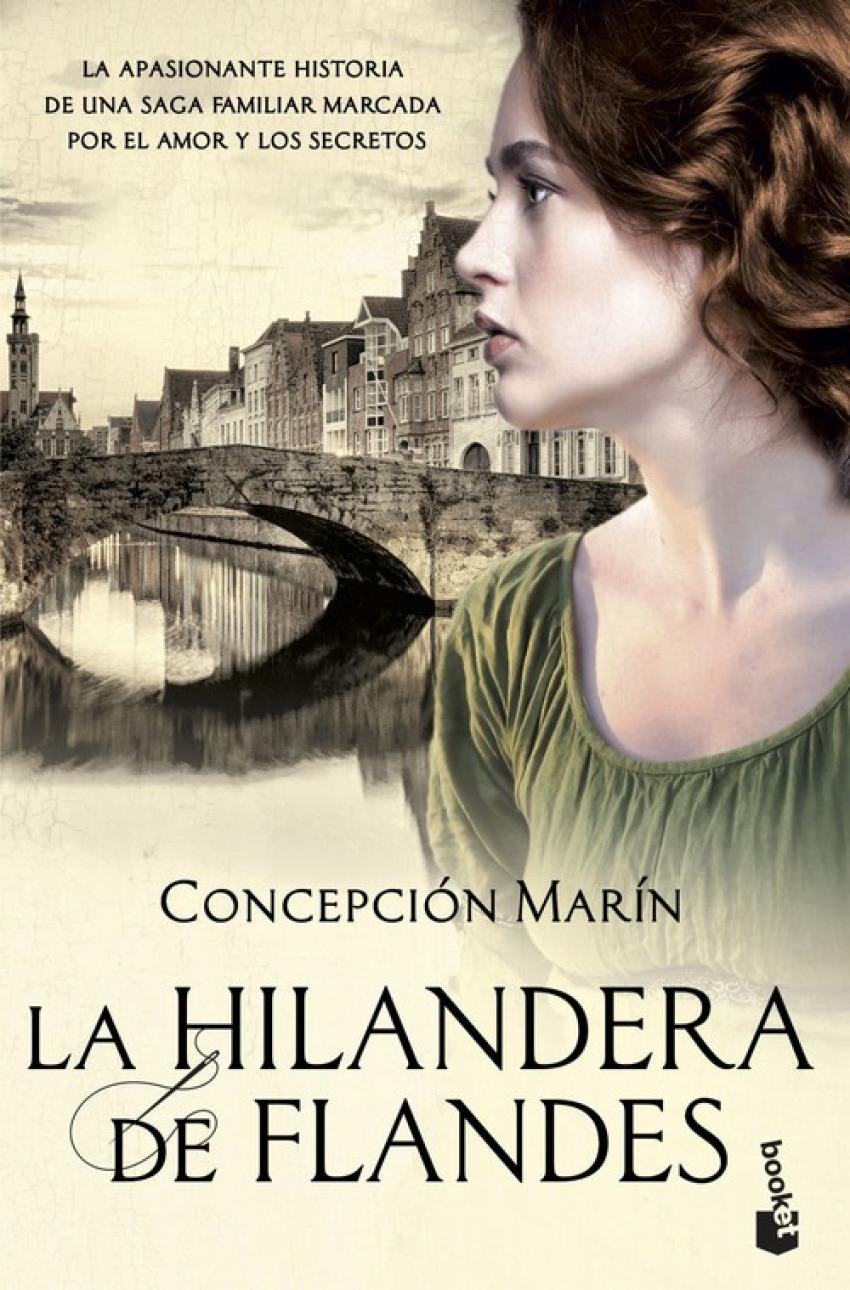 LA HILANDERA DE FLANDES 9788408196006