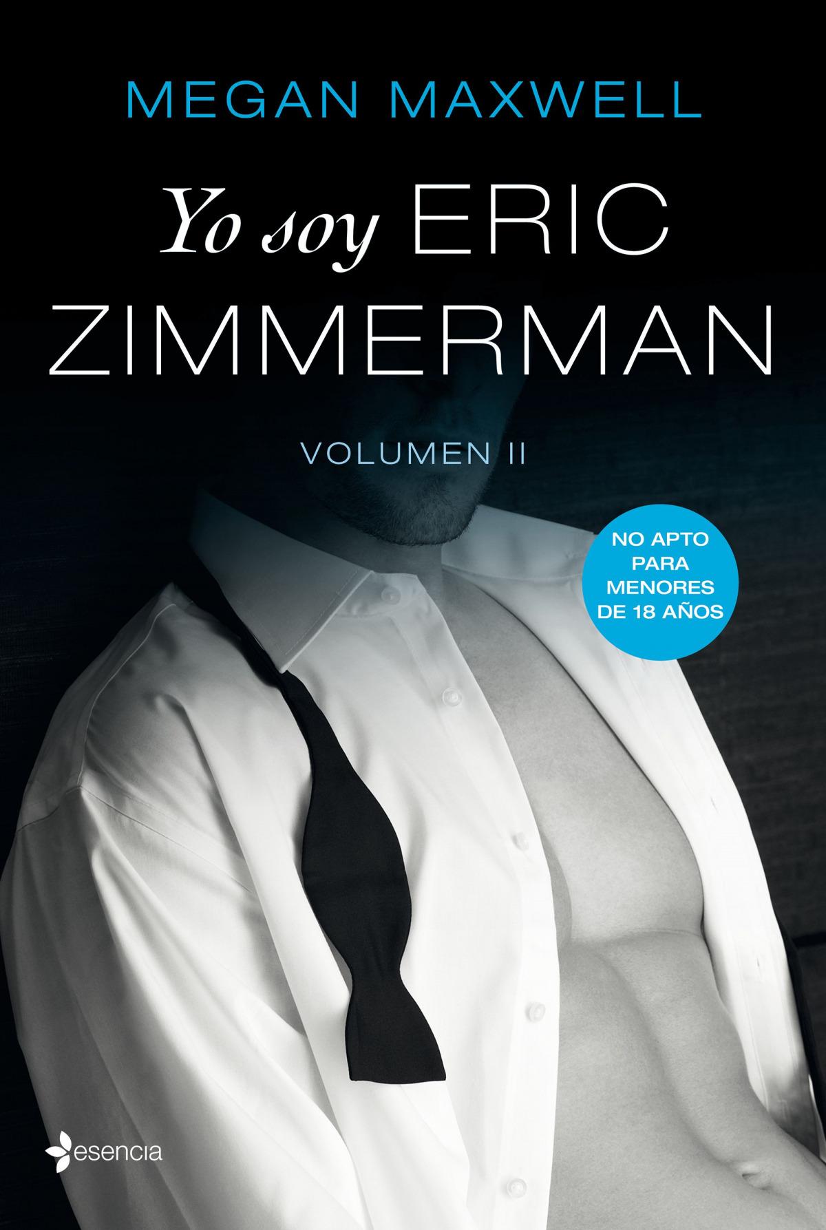 YO SOY ERIC ZIMMERMAN VOLUMEN II 9788408196211