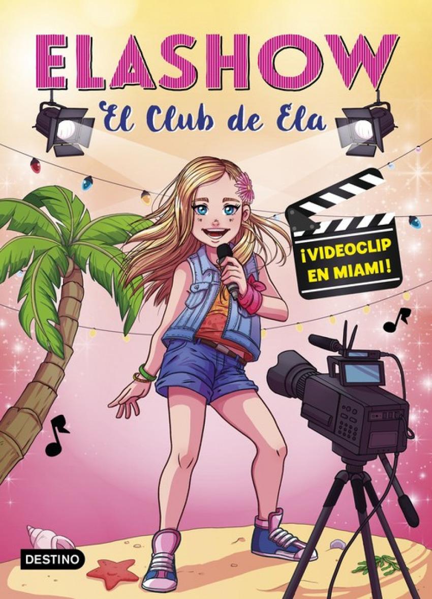 VIDEOCLIP EN MIAMI EL CLUB DE ELA