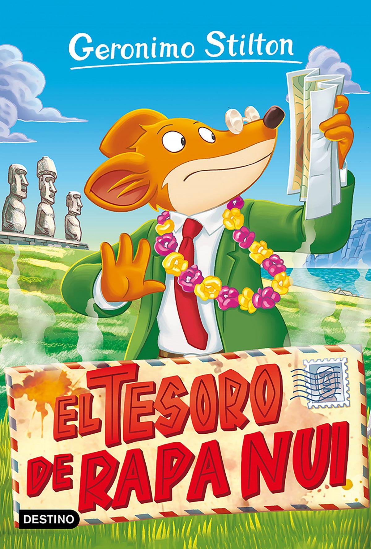 EL TESORO DE RAPA NUI GERONIMO STILTON