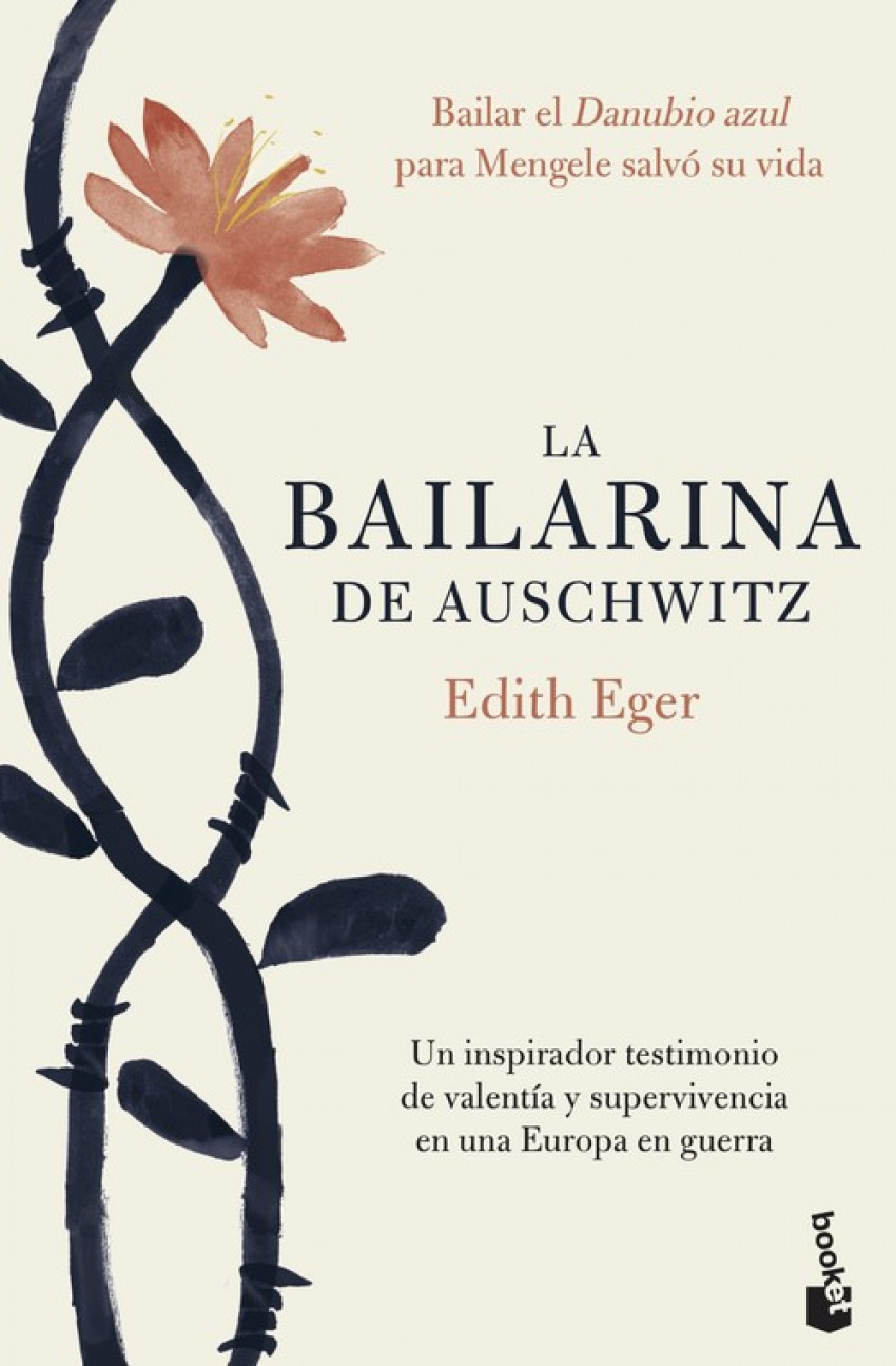 LA BAILARINA DE AUSCHWITZ