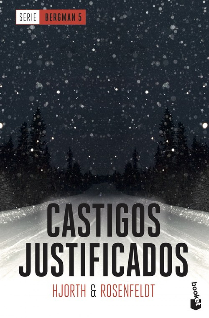 CASTIGOS JUSTIFICADOS. SERIE BERGMAN 5 9788408202486