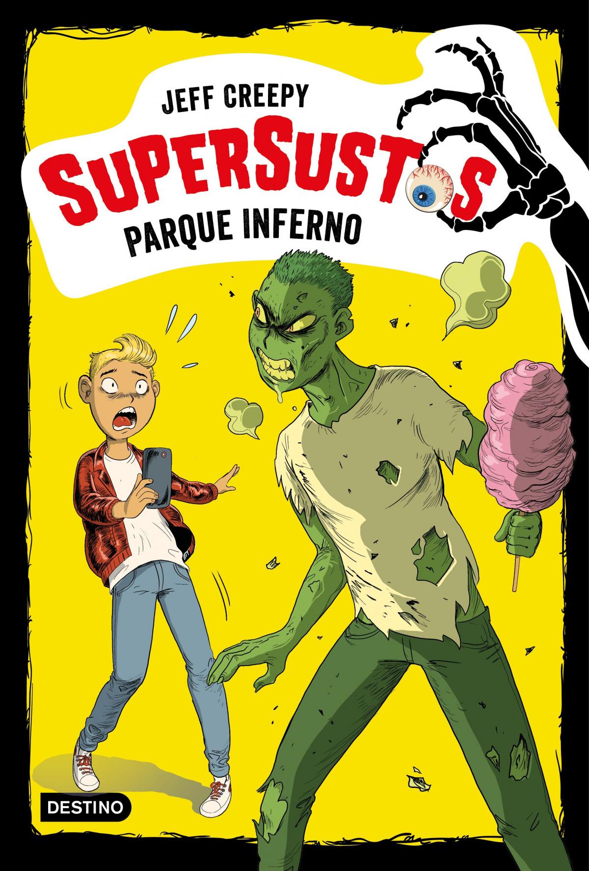 SUPERSUSTOS PARQUE INFIERNO