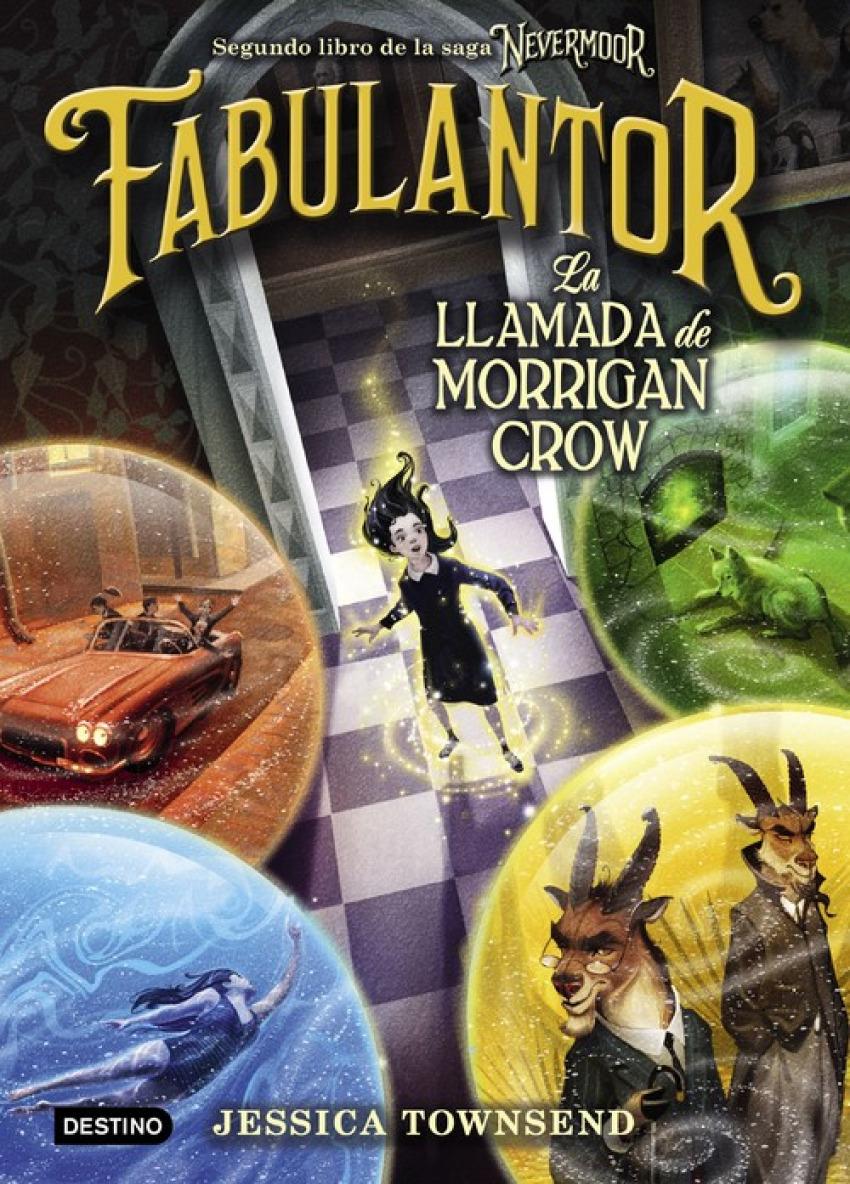 FABULANTOR 2 LA LLAMADA DE MORRIGAN CROW