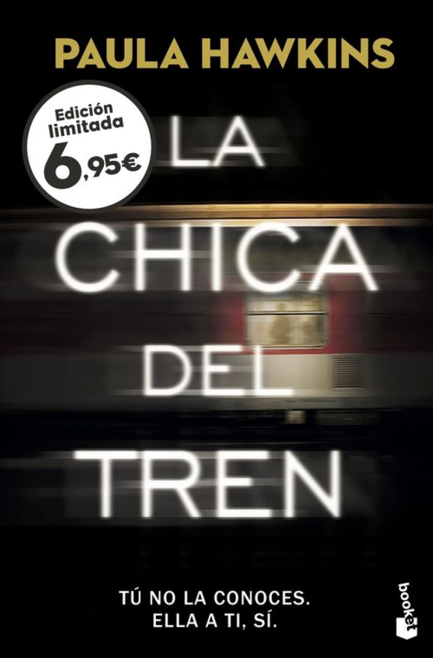 LA CHICA DEL TREN 9788408209119