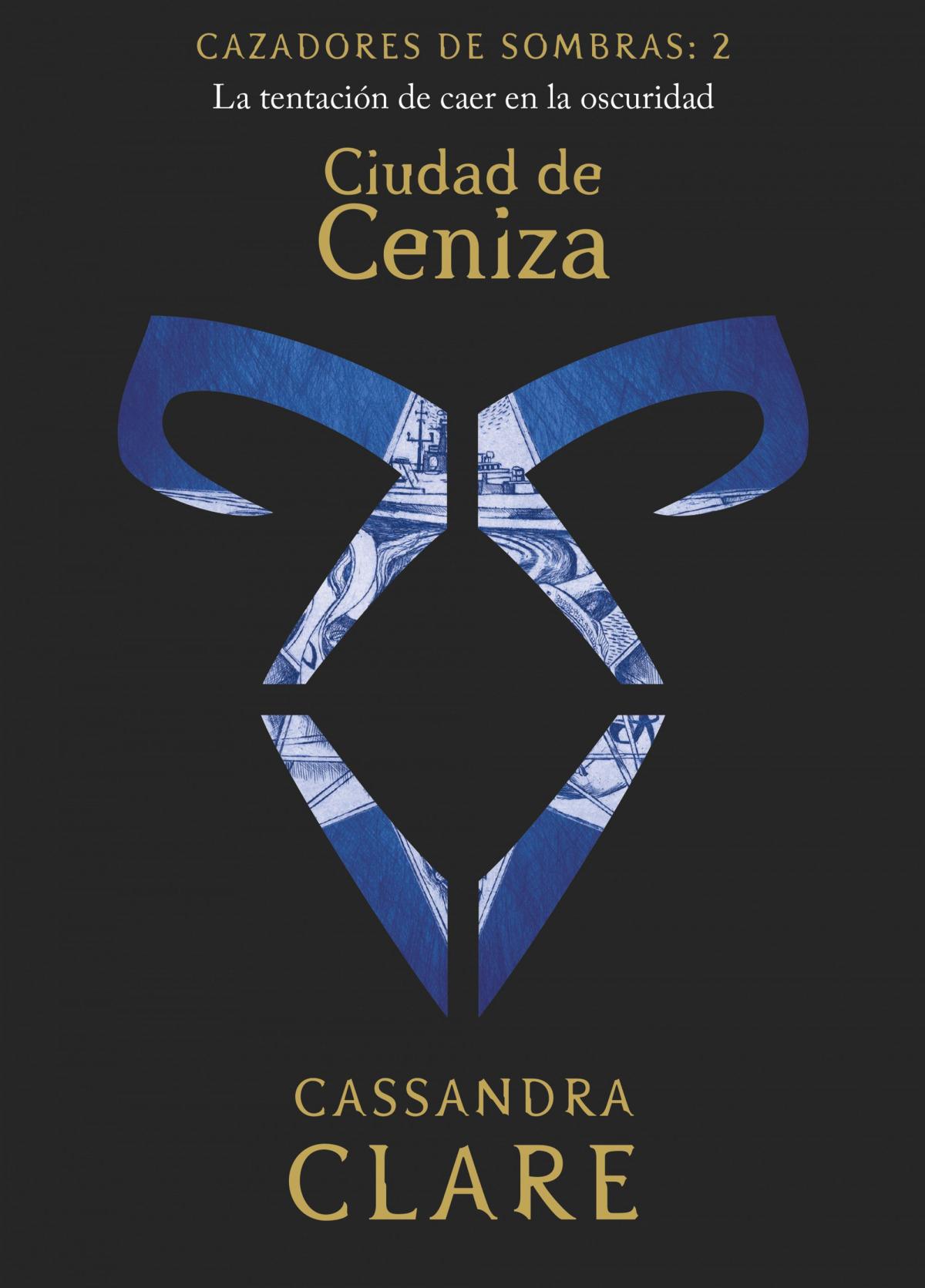 CIUDAD DE CENIZA 9788408209850