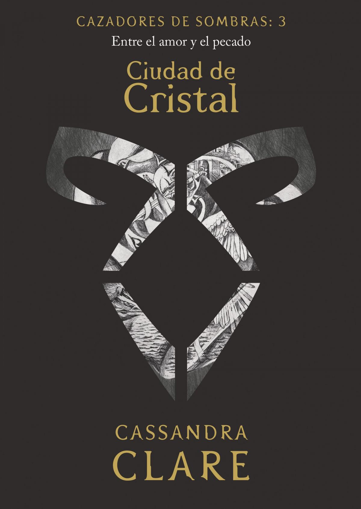 CIUDAD DE CRISTAL 9788408209867
