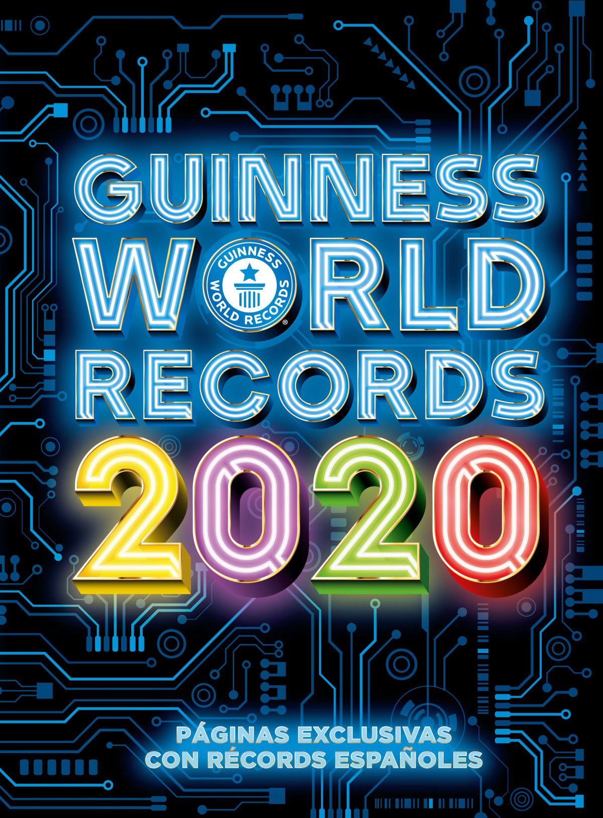 GUINNESS 2020 WORLD RECORDS 9788408212904