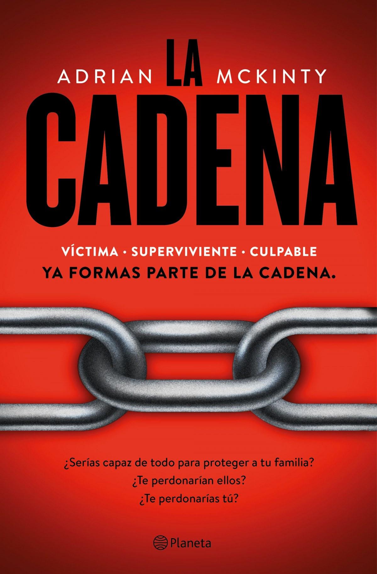 LA CADENA 9788408214106